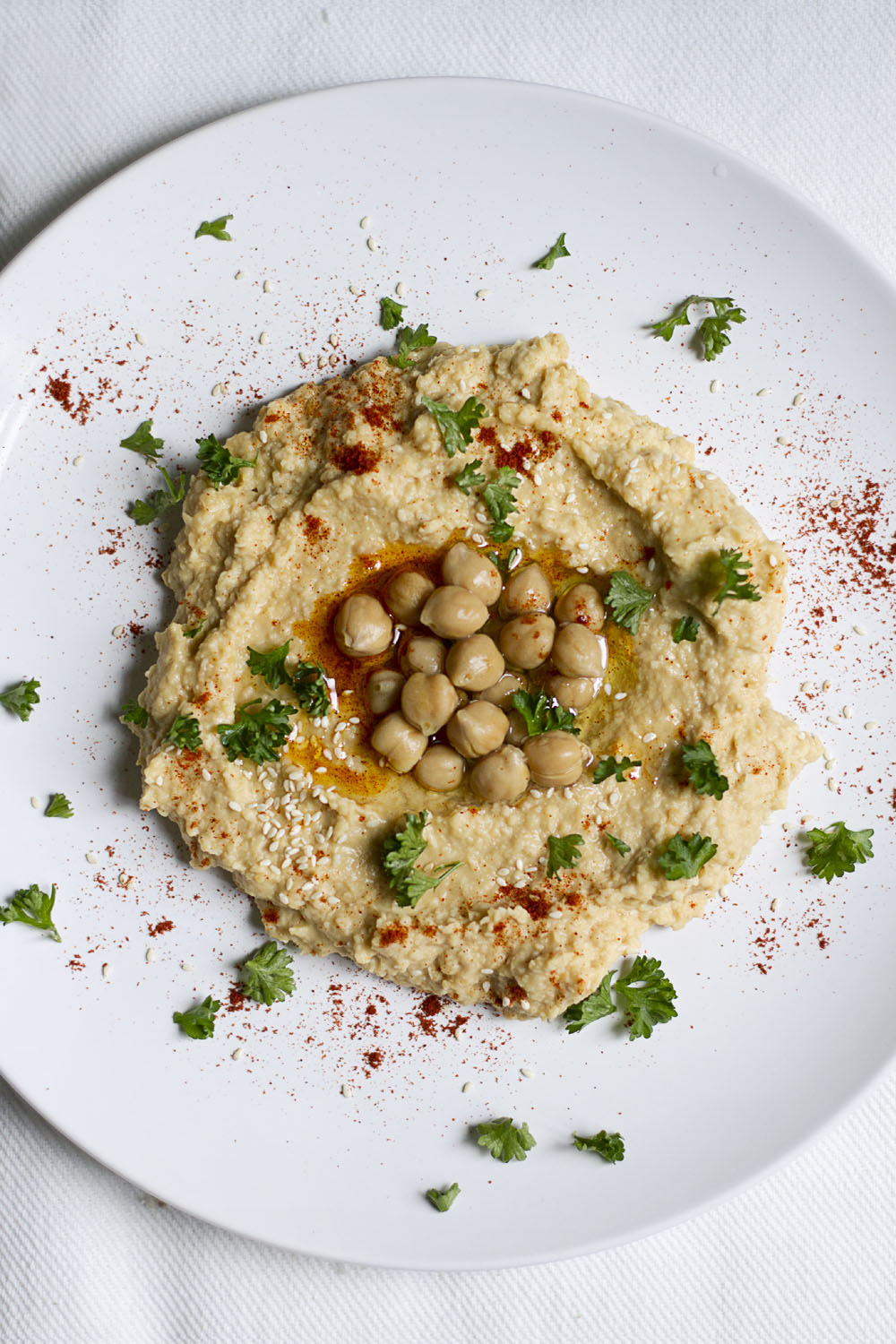 Weekend Kitchen: Hummus