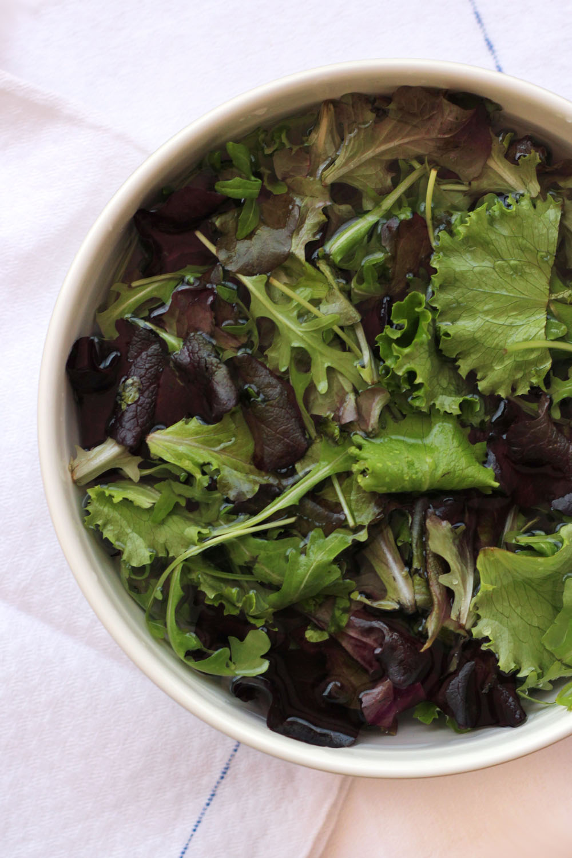 Weekend Kitchen: Wasabi Prawn Salad