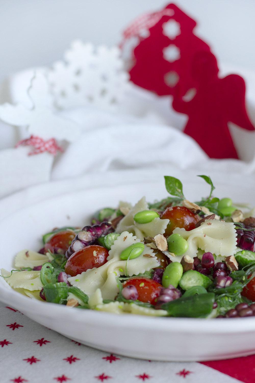 Weekend Kitchen: Christmas Salad
