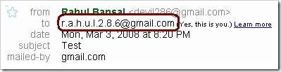gmail dot alias2