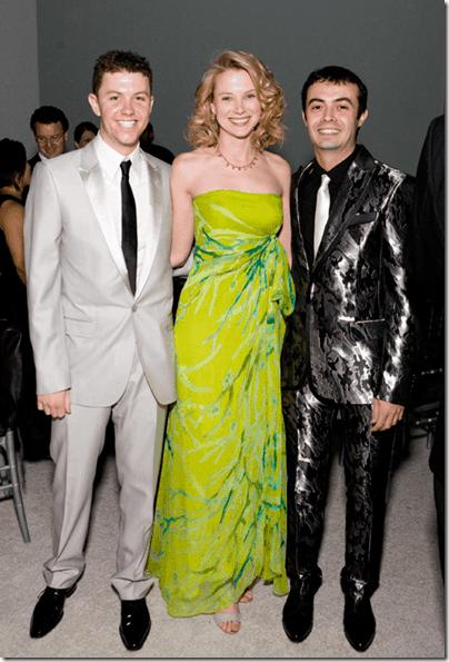 Derek Holbrook, Marissa Mayer, and Orkut Buyukkokten