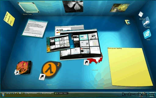 Bumptop to give Google Chrome OS a 3D Desktop?