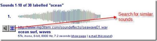 FindSounds-Similar Sound Search