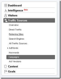 google analytics-campaigns
