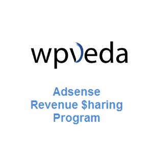 WPVEda Adsense Revenue Sharing Program