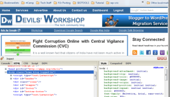 How to use Firebug Lite in Browser-Internet Explorer 6(IE),Chrome