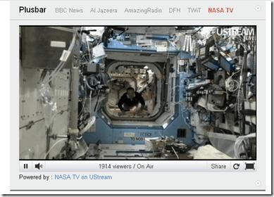 Enjoy live streaming videos on Google+