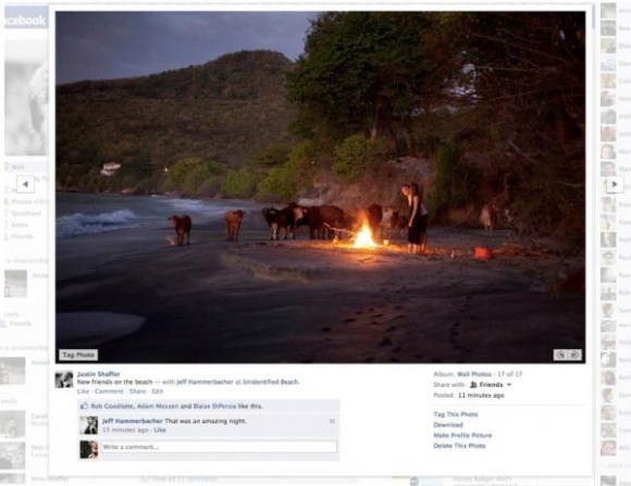 Facebook faster loading pictures