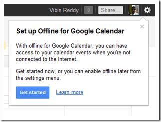Offline-Gmail-Calendar-Docs