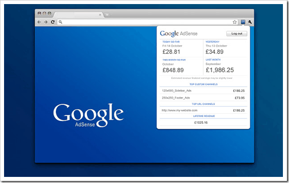 Adsense_Chrome_Extension