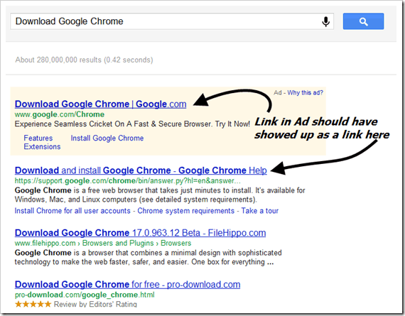 Chrome_results