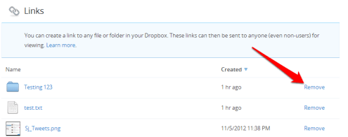 Dropbox Links: Share Files and Folders with Non-Dropbox users