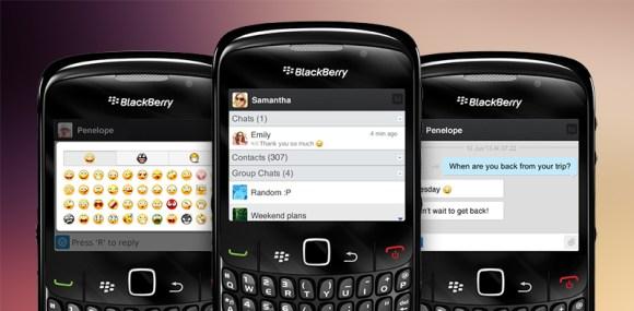 Hike-BlackBerry