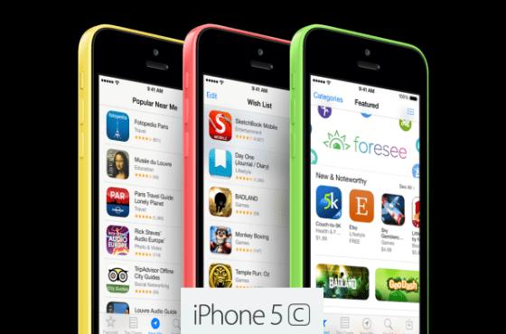 iPhone 4c
