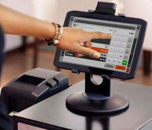 POS system on an Android Tablet