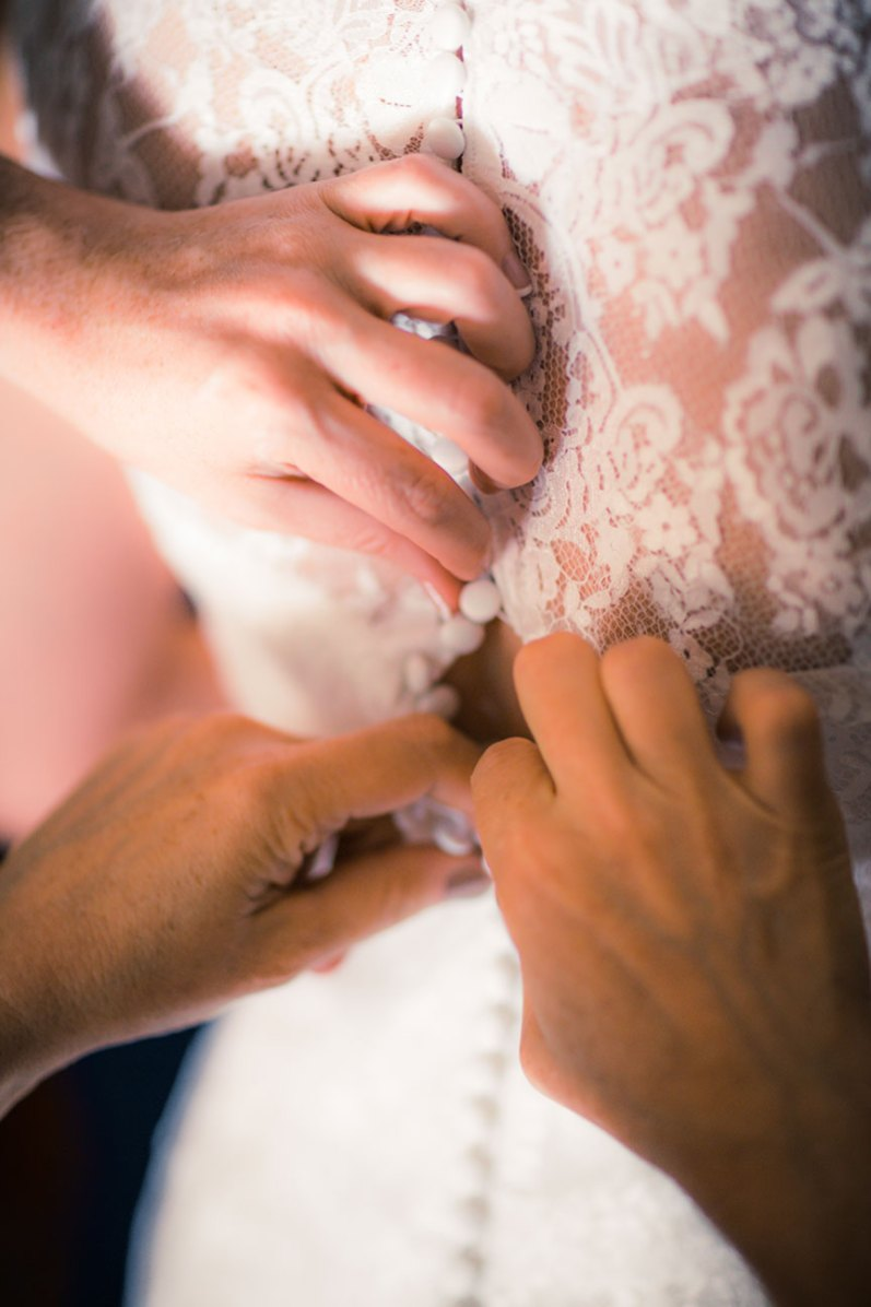 Kyle & Erin's Wedding - Back
