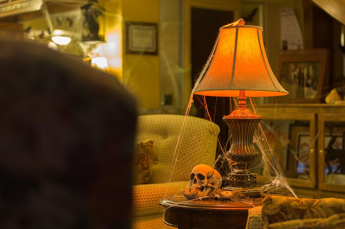 Halloween Hotel