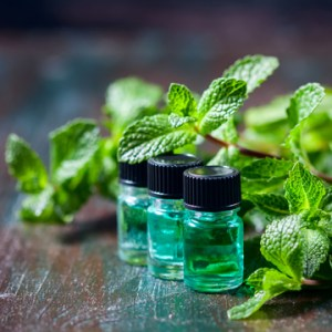 peppermint oil can keep your mouth clean
