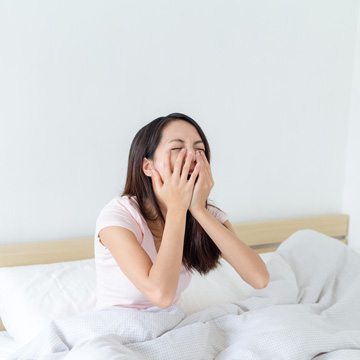 sleep apnea causes depression