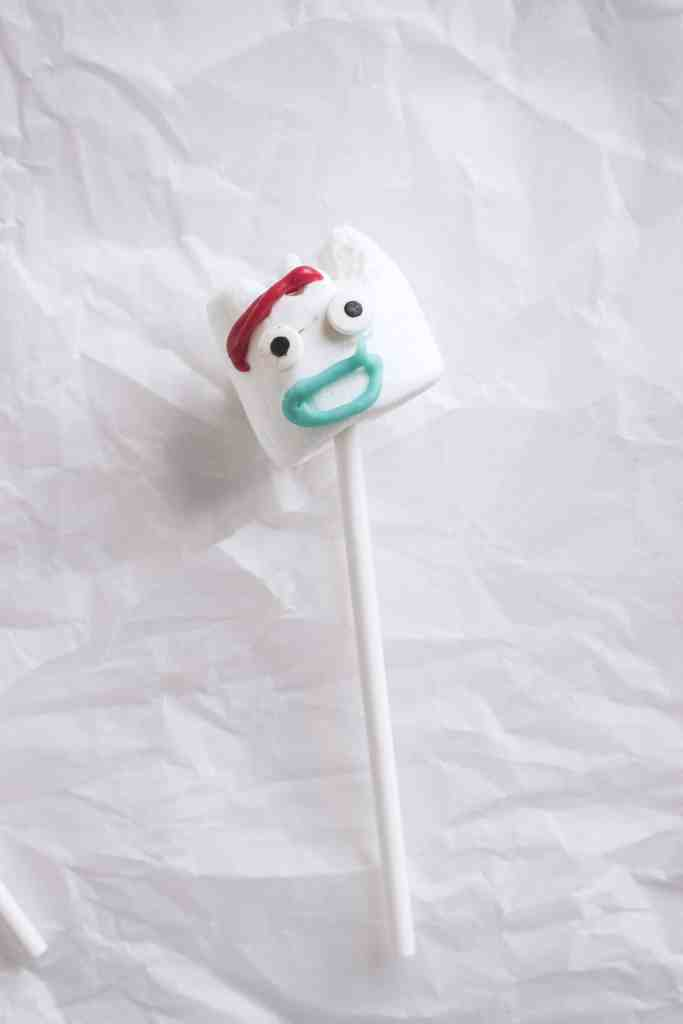 Toy Story 4 Forky Marshmallow