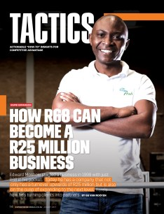 Entrepreneur August 2017 - Edward Moshole-16