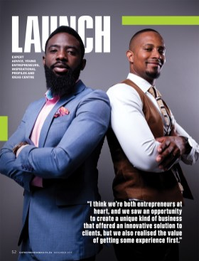 Entrepreneur November 2017-Afritorch