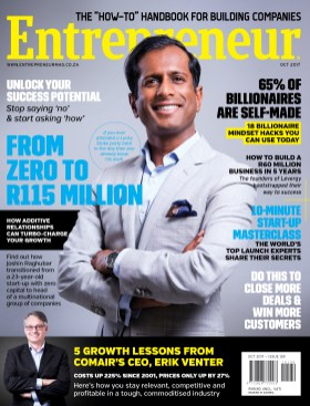 Entrepreneur October 2017 - Joshin-cover