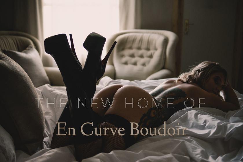 En Curve Boudoir Photography cover image