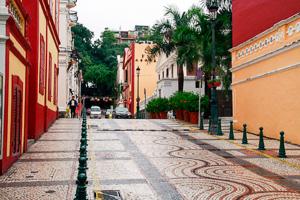 Macau straat