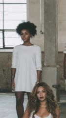 Janelle Monae and Beyoncé pose for a photo at Solange's wedding!