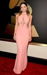 Katharine McPhee at the 57th annual Grammy Awards
