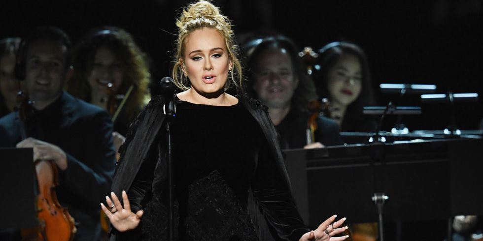 Watch Adele's Grammy Performance; See What Went Wrong With The George Michael Tribute
