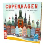 Copenhagen juego de mesa caja