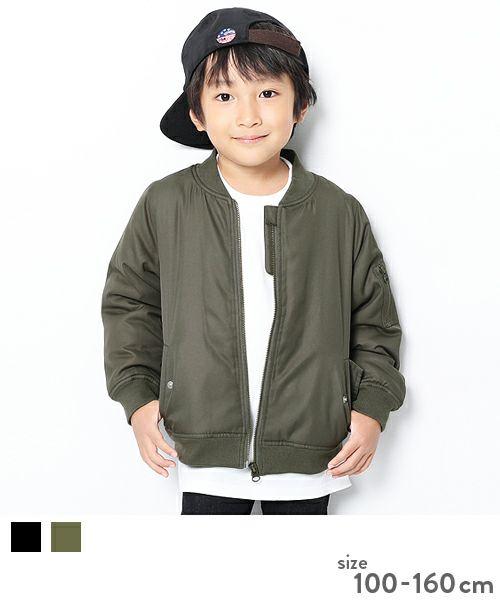 MA-1ジャケット M0-0