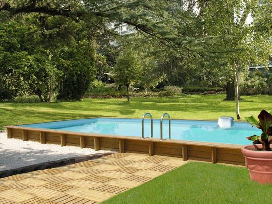 cout moyen d une piscine semi enterree