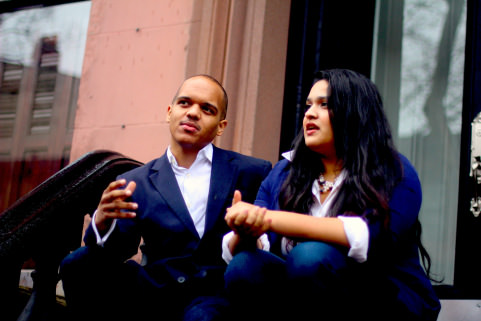 Jessica Santana Evin Robinson, Founders of Brooklyn on Tech