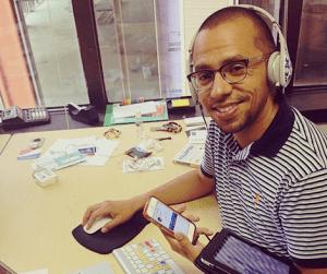 Jimmy Hernandez, Communications Director, Voto Latino