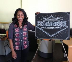 Poornima Vijayashanker Founder of Femgineer