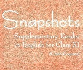 11th Class English Ncert Book Snapshot