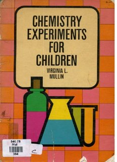 Chemistry Experiments for Children eBook