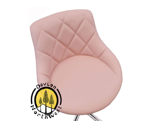 light_pink_rolling_stool_back_rest_3