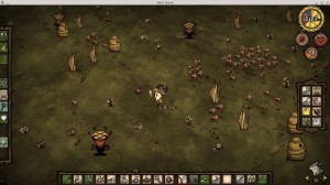 Don't Starve - killer bee