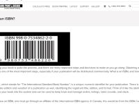 Devoir Copy Co Sure Print and Design Blog Post ISBN Numbers