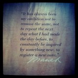 Word From Manet