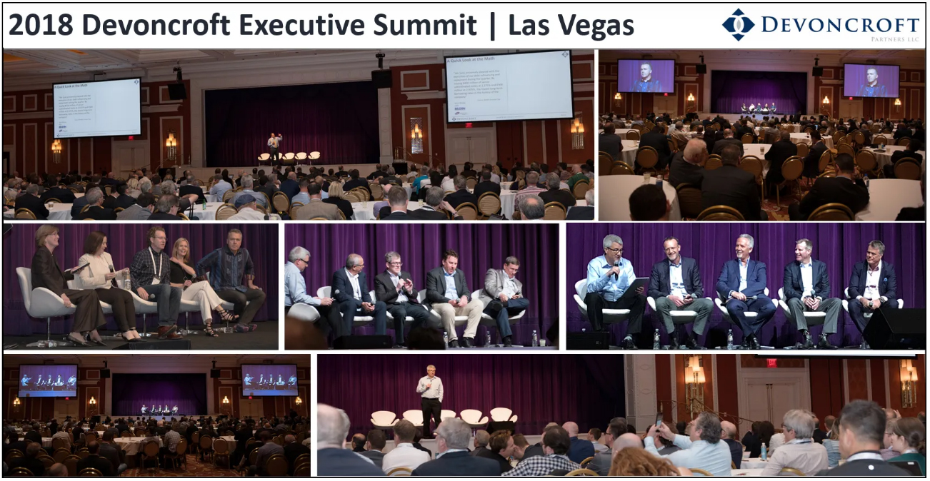 2018 Devoncroft Summit Las Vegas
