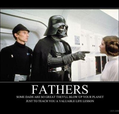 Parenting. The Star Wars Approach.