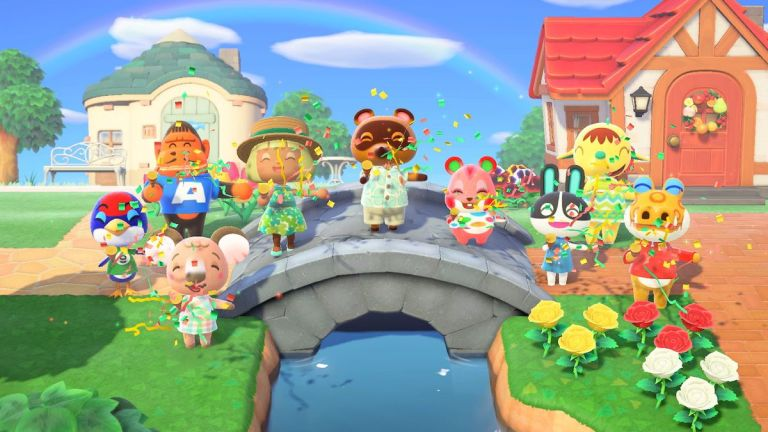 Why playing Animal Crossing New Horizons is good for kids - and adults