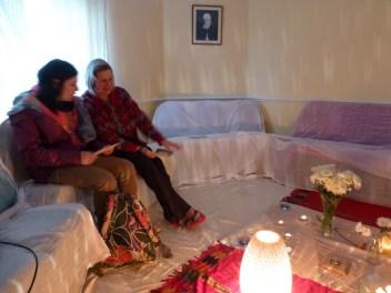 Baha'i Community Centre's Room of Tranquility