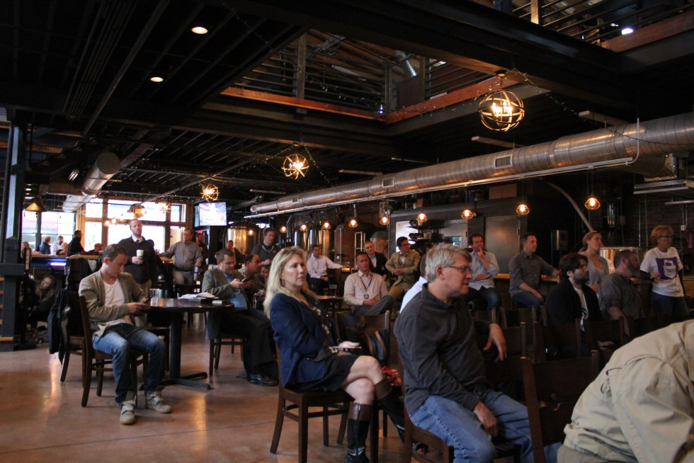 Network for Entrepreneurs in Wilmington at Ironclad Brewery