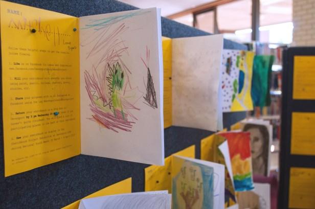 The Sketchbook Exhibition at Devonport LINC